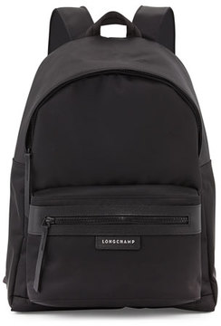 Longchamp Le Pliage Néo Medium Backpack, Black - BLACK - STYLE