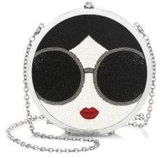 Alice + Olivia Bonita Stace Face Crossbody Bag