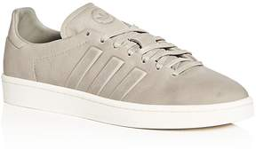 adidas Wings and Horns Men's Campus Leather Lace Up Sneakers