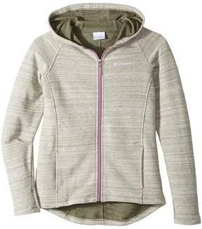 Columbia Kids Athena Full Zip Hoodie Girl's Sweatshirt