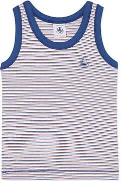 Petit Bateau Striped vest 2-12 years