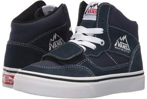 Vans Kids Mountain Edition Dress Blues) Boys Shoes