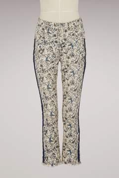Etoile Isabel Marant Cotton Ugo pants
