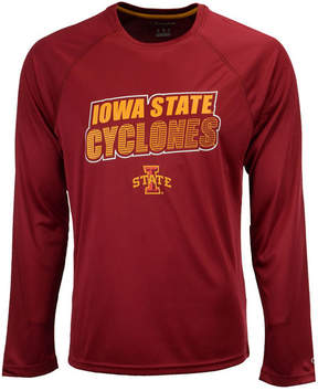 Champion Men's Iowa State Cyclones Practice Squad Long Sleeve T-Shirt