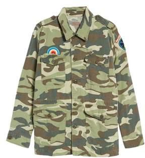 Mother The Loose Veteran Camo Jacket