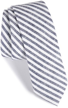 1901 Men's Stripe Cotton Tie