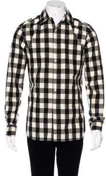 Pierre Balmain Layered Button-Up Shirt w/ Tags