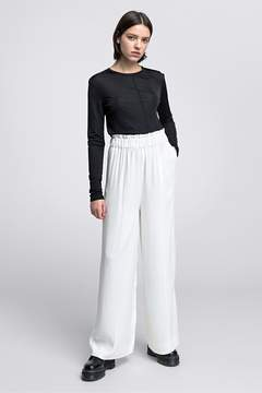 Dagmar | Vick Viscose Trousers Off White | M