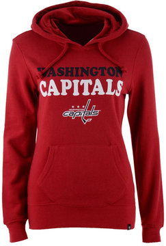 '47 Women's Washington Capitals Headline Hoodie