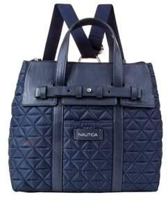 Nautica Women's Swashbuckler Convertible Backpack.