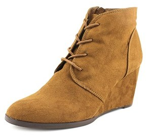 American Rag Baylie Round Toe Synthetic Bootie.