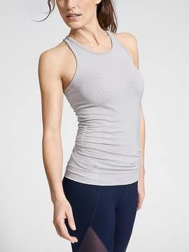 Athleta Finish Fast Chevron Tank