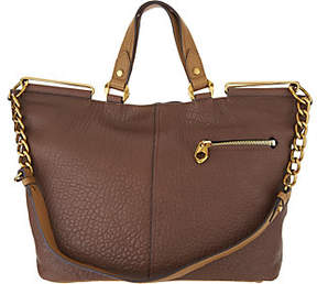 Oryany Lamb Leather Convertible Tote-Evangelina