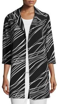 Caroline Rose Good Vibrations Topper Jacket