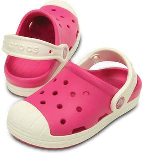 Crocs Tofflor, Bump It Clog, Candy Pink/Oyster