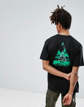 HUF Dimensions T-Shirt With Triangle Back Print