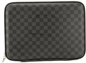 Louis Vuitton Damier Graphite Canvas Laptop Sleeve