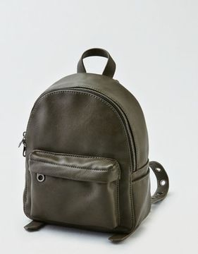 American Eagle Outfitters AE Grommet Mini Backpack