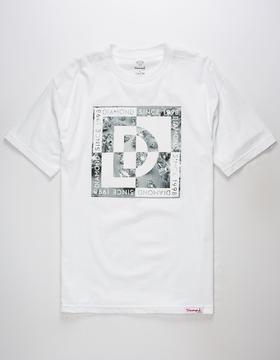 Diamond Supply Co. Standby Mens T-Shirt