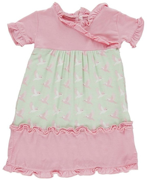 Kickee Pants Kingfisher Tea Dress