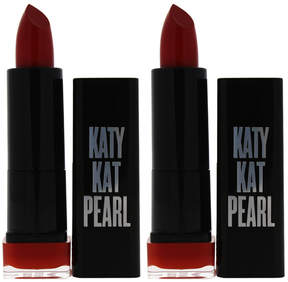 Cover Girl Reddy To Pounce Katy Kat Pearl Lipstick - Set of Two