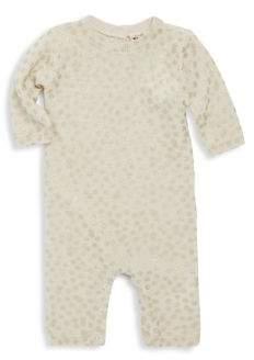 Bonpoint Baby's Shimmer Dots Bodysuit