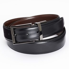 Apt. 9 Big & Tall Reversible Feather-Edge Belt