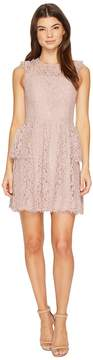 Adelyn Rae Tracy Fit and Flare Dress Women's Dress
