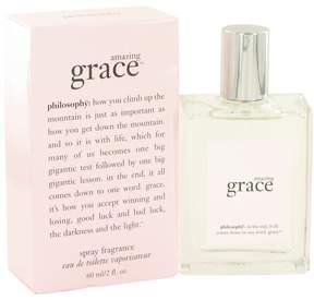 philosophy Amazing Grace by Eau De Toilette Spray for Women (2 oz)
