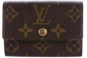 Louis Vuitton Monogram Coin Purse - BROWN - STYLE