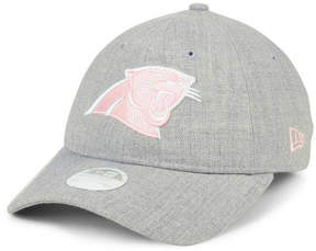 New Era Women's Carolina Panthers Custom Pink Pop 9TWENTY Cap
