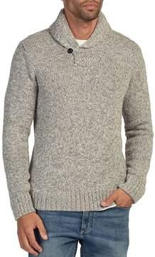 Faherty Alpaca Shawl Collar Sweater - Men's