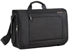 Briggs & Riley Men's 'Verb - Dispatch' Messenger Bag - Black
