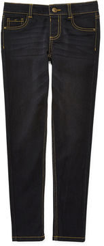 JCPenney Total Girl Black Jeggings - Girls 7-16 and Plus