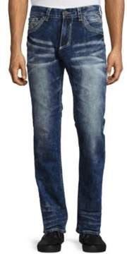 Affliction Ace Standard Straight-Leg Jeans