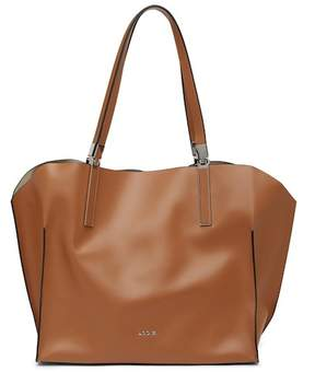 Lodis Silicon Valley Anita Leather RFID East/West Satchel