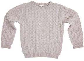 Marie Chantal Boys Cashmere Cable Sweater