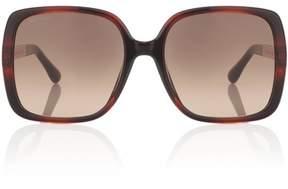 Jimmy Choo Chari square sunglasses