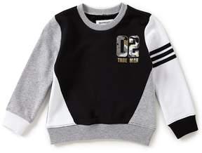 True Religion Little Boys 2T-7 Color Block Sweater