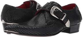 Jeffery West Apron Monk Men's Shoes