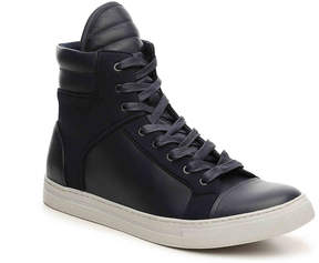 Kenneth Cole New York Men's Kenneth Cole Double Up High-Top Sneaker