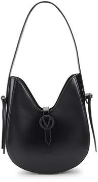 Mario Valentino Valentino by Women's Anny Leather Shoulder Bag