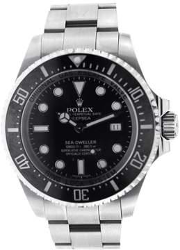 Rolex 116600 Sea Dweller Deep Sea Stainless Steel 44mm Watch