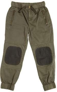 Stella McCartney Organic Cotton Twill Pants