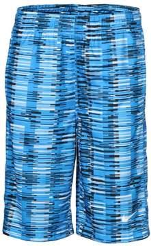 Nike Big Boys' (8-20) Dri-Fit Fly Work Out Shorts-Orbit Blue-Small