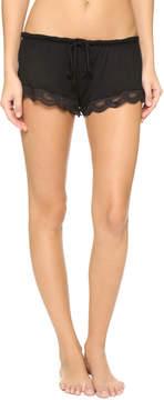 Eberjey India Lace Shortie