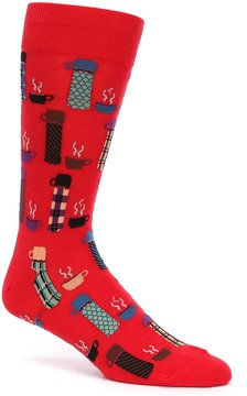 Hot Sox Thermos Crew Socks
