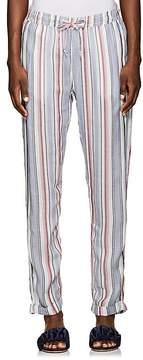 Onia WOMEN'S ELLA STRIPED DRAWSTRING PANTS