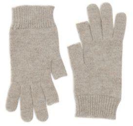 Rick Owens Ribbed Short Gloves
