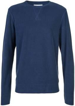 Officine Generale crew neck sweater